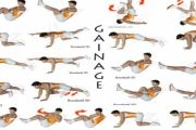 Exercices de Gainages