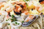 Cassolette au fruits de mer