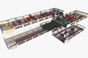 Maquette numérique bâtiment