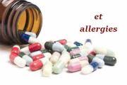 Classes d'antibiotiques et allergies croisées