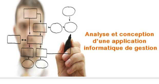 Analyse et conception d'une application informatique de gestion