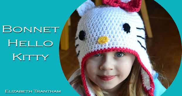 Bonnet Hello Kitty