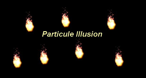 Tutoriel Partiule Illusion