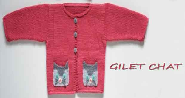 Gilet Chat
