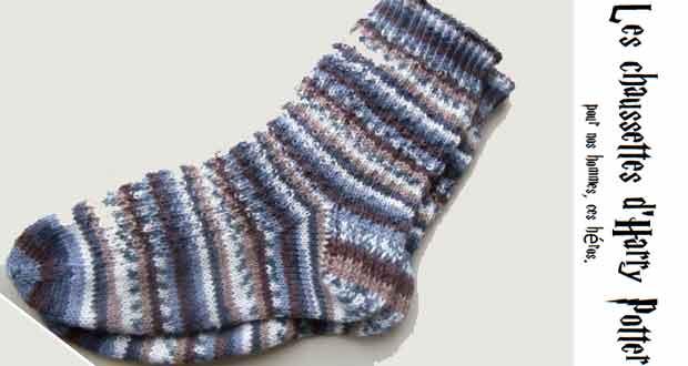 Les chaussettes d'Harry Potter