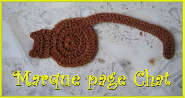 Amigurumi Crochet Rat Bookmark -