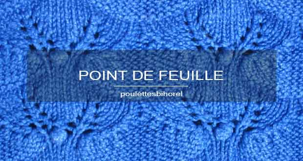 Point de feuille