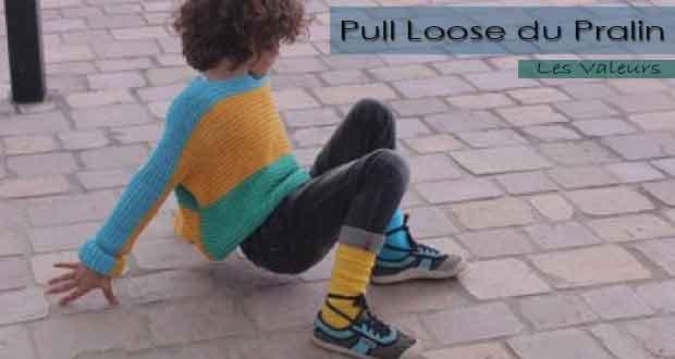Pull Loose du Pralin